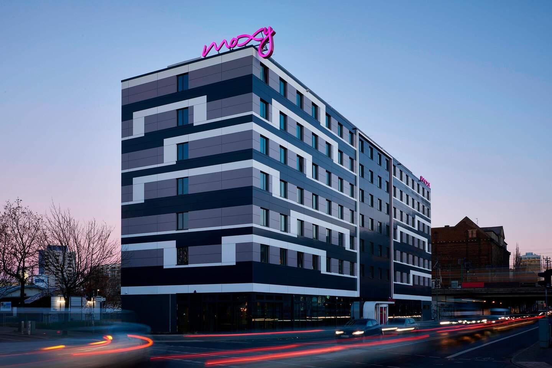 Banner Moxy Hotels