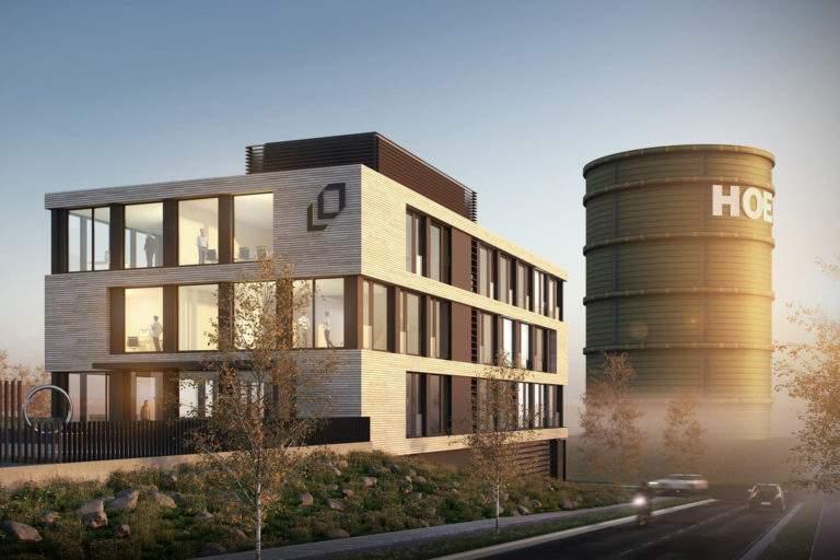Bild von Bürogebäude Louis Opländer