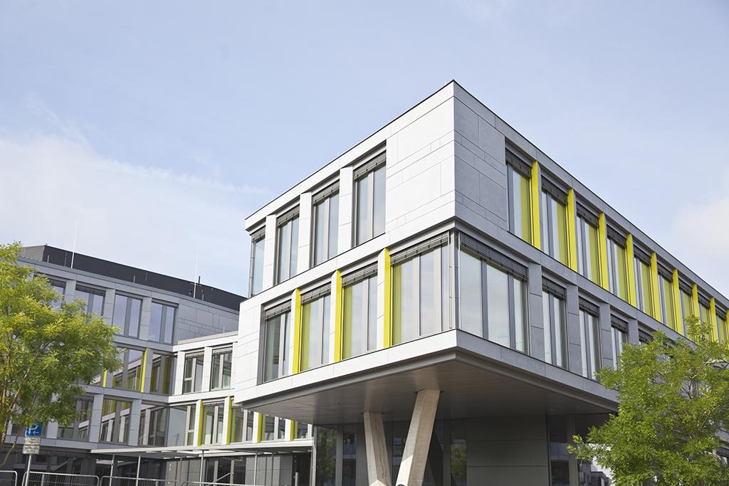 Banner Bürogebäude Ocean 21, Dortmund