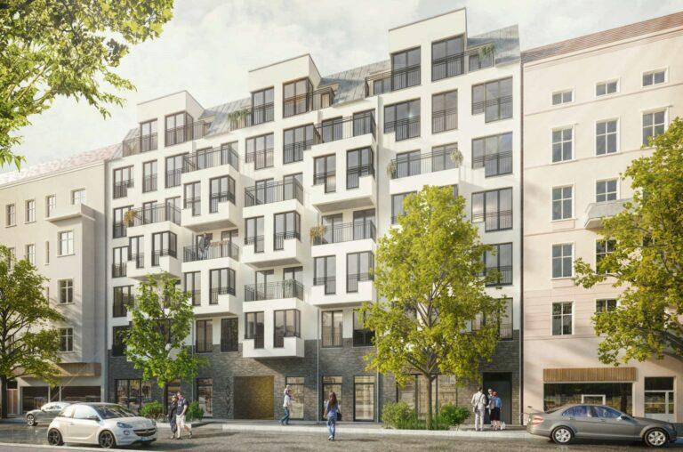 Bild von Apartmenthaus Kreutziger Straße