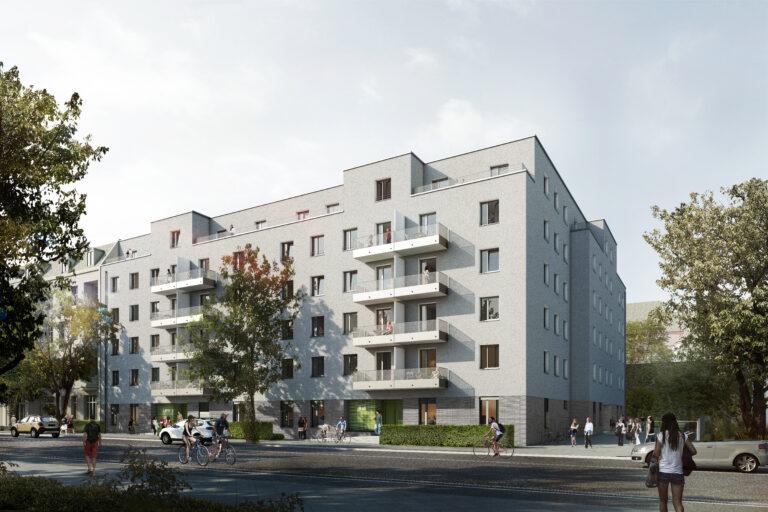 Bild von Nordbahnstraße